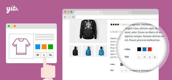 YITH WooCommerce Color and Label Variations Premium v1.10.3