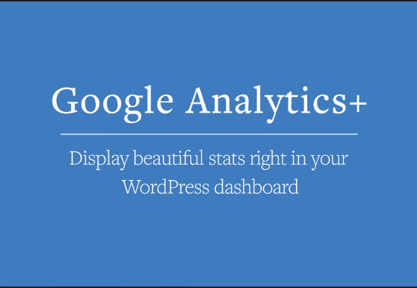 WPMU DEV Google Analytics Plus WordPress Plugin v3 1 7 2
