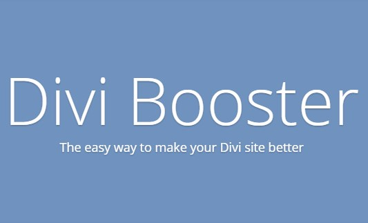 Divi Booster Wordpress Plugin v2 9 7