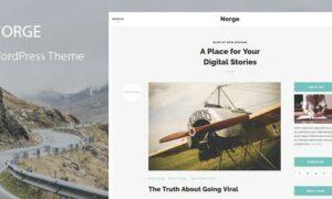 norge-responsive-blog-wordpress-theme