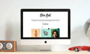 oliver-classic-portfolio-wordpress-theme