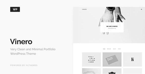 vinero-very-clean-and-minimal-portfolio-wordpress-theme